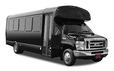 24 Passenger Executive Bus