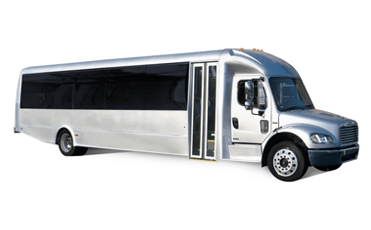 Luxury Shuttle Bus Freightliner