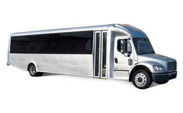 Luxury Shuttle Bus Freightliner